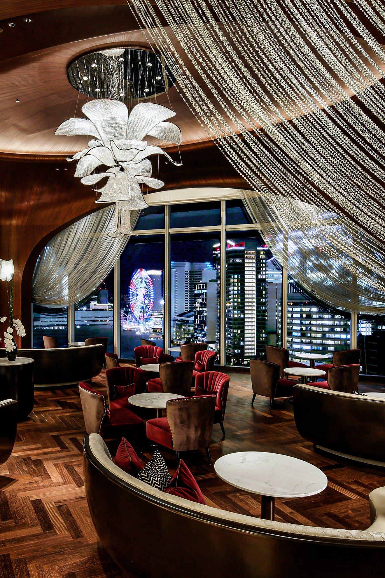 カハラ ホテル 横浜 レストラン イタリア料理 リストランテ オッツィオ|レストラン