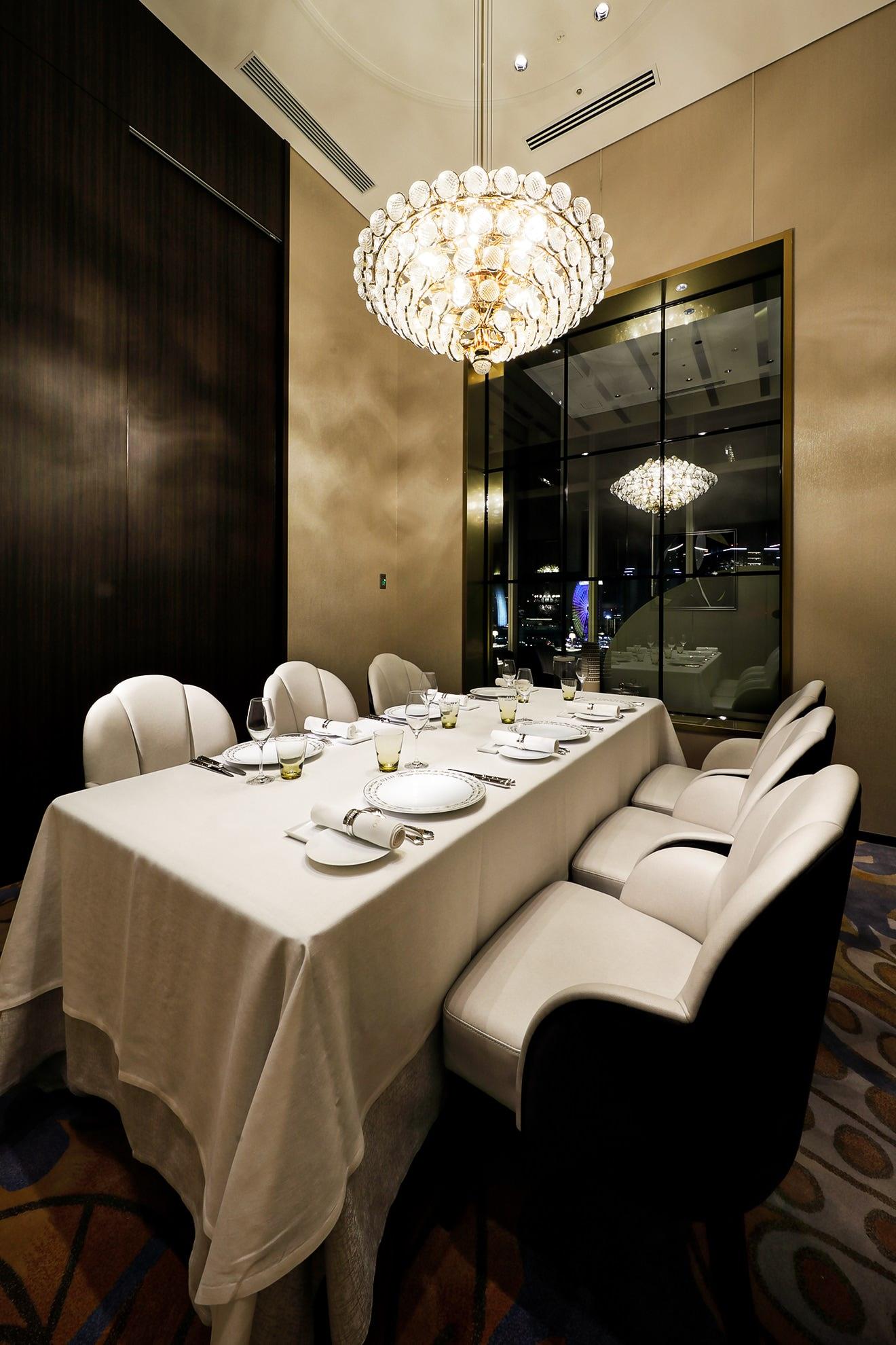 ホテル レストラン カハラ 横浜